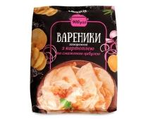 Вареники Ласка с картошкой и жареным луком 900 г – ИМ «Обжора»