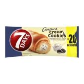 Круассан ванильный крем с шоколадным печеньем 7 days 110 г Mиди – ИМ «Обжора»