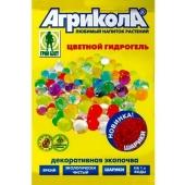 Агрікола гідрогель кульки в асорт., 50 шт/кор – ІМ «Обжора»