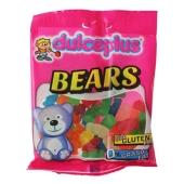 Конфеты Bears DULCEPLUS 100 г без глютена – ИМ «Обжора»