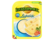 Сыр Leerdammer Lightlife 100 г – ИМ «Обжора»