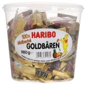 Жевательный мармелад Haribo 980 г Золотые медведи – ИМ «Обжора»