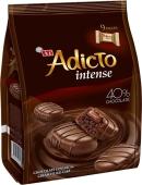Бисквит ETI Брауни с шоколадным соусом и шоколадным покрытием 144 г – ИМ «Обжора»