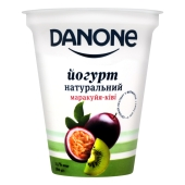Йогурт Danone 2,5% 260 г маракуйя-киви – ИМ «Обжора»