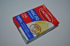 Масло Lactrima 73% селянское 200 г – ІМ «Обжора»