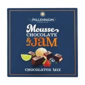 Конфеты Millennium Mousse ассорти 180 г – ИМ «Обжора»