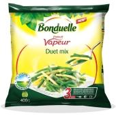 Дуэт зелёной и жёлтой стручковой фасоли Bonduelle 400 г – ИМ «Обжора»