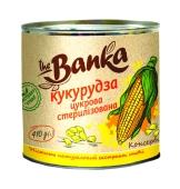 Кукуруза консервированная The Banka 410 г – ИМ «Обжора»