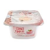 Десерт Злагода 6% Суфле клубничное 120 г – ИМ «Обжора»