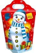 Подарок новогодний Веселый снеговик ChocoBoom 160 г – ИМ «Обжора»