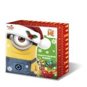 Подарочный набор Миньоны Любимов Kids 200 г – ИМ «Обжора»