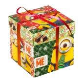 Подарок новогодний в молочном шоколаде Любимов Kids 208 г – ИМ «Обжора»