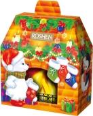 Подарок новогодний Новогодний камин Roshen 633 г – ИМ «Обжора»