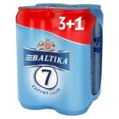 Пиво Балтика N7 0.5 л – ИМ «Обжора»