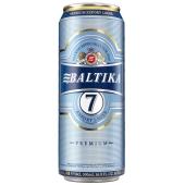 Пиво Балтика N7 светлое 0,5 л – ИМ «Обжора»