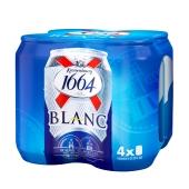 Пиво  Бланк Кроненбург 0,33 л * 4 – ИМ «Обжора»