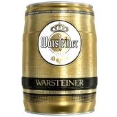 Пиво Варштайнер (Warsteiner) светлое  5 л – ІМ «Обжора»