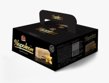 Торт БКК Наполеон 700г – ІМ «Обжора»