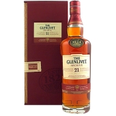 Виски Glenlivet 21 рокiв 0,7 л – ИМ «Обжора»