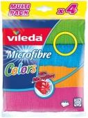 Серветка Microfibre Color, 4 шт – ІМ «Обжора»