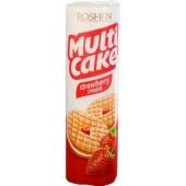 Печенье Roshen 195 г Мульти-кейк малина крем – ІМ «Обжора»