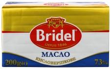 Масло Бридель 73% 200 г – ІМ «Обжора»