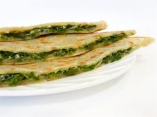 Лепешка с зеленью 0,3 – ИМ «Обжора»
