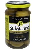 Оливки St, Michele 370/355г халкідікі з/к – ІМ «Обжора»