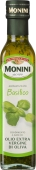 Олія Моніні 0,25л оливкова з базіліком – ІМ «Обжора»