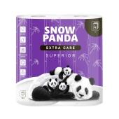 Т/Папір Сніжна Панда EXTRA CARE 4шт Superior 4-шар. – ІМ «Обжора»