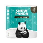 Т/Папір Сніжна Панда EXTRA CARE 4шт Sensitive 3-шар. – ІМ «Обжора»