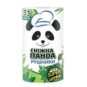 Рушник Сніжна Панда BIG ROLL 1шт – ІМ «Обжора»