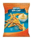 Снек Gonzo Соломка фрі 40г зі см сиру – ІМ «Обжора»