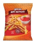 Снек Gonzo Соломка фрі 40г зі см кетчупу – ІМ «Обжора»