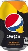 Вода Пепсі 0,33л ж/б Манго – ІМ «Обжора»