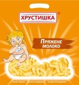 Сух. снід. Хрустiшка 175г палички кукур. пряжене молоко – ІМ «Обжора»