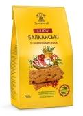 Хлібці Зерновита 200г Балканські – ІМ «Обжора»