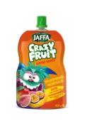 Смузі Джаффа Crazy Fruit 0,1л з манго, бананів, гуави з маракуйєю – ІМ «Обжора»