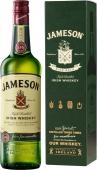 Виски Джеймсон (Jameson) 0.7 л – ИМ «Обжора»