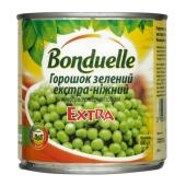 Горошек Бондюэль экстра нежный 225 г – ИМ «Обжора»