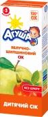 Сік Агуша 200г яблуко-шипшина +йод – ІМ «Обжора»