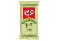 Батончик Кит Кат 41,5 г зеленый чай – ІМ «Обжора»