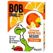Конфеты Равлик Боб Snail Bob 54 г груша-апельсин – ІМ «Обжора»