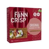 Хлебцы ржаные Фин крисп (FINN CRISP) цельная мука 200 г – ІМ «Обжора»