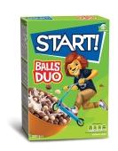 Сухий сніданок Старт 250г кульки ДУО – ІМ «Обжора»
