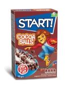 Сухий сніданок Старт 75г кульки какао – ІМ «Обжора»