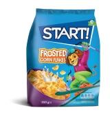 Сухий сніданок Старт 850г пластівці кукур глазур – ІМ «Обжора»