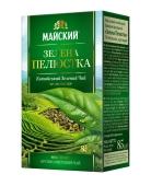 Чай Майский Зеленый Лепесток, 90 г – ІМ «Обжора»