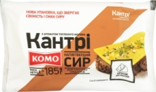 Сир Комо 50% 185г Кантрі брусок – ІМ «Обжора»