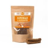 Хлебцы с морковью Жива Кухня 100 г – ІМ «Обжора»